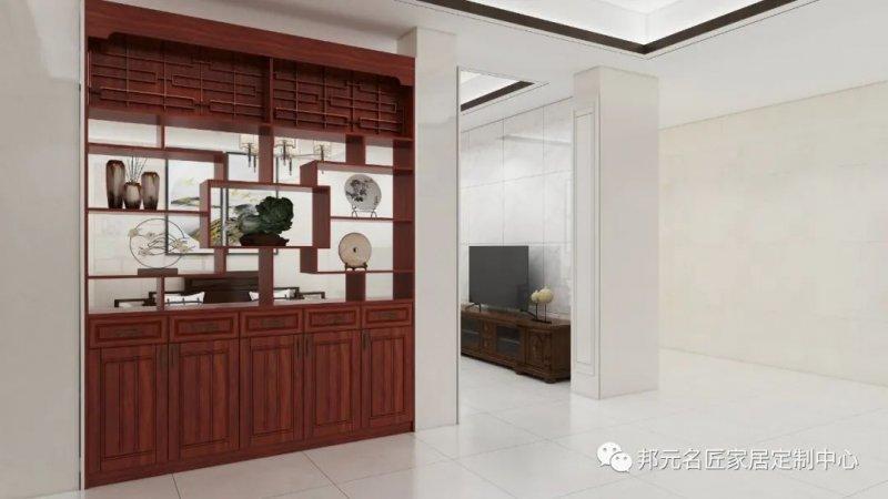 30款餐边柜设计效果图 每款都能让家里颜值倍增_16