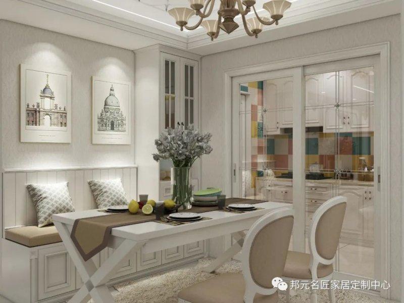 30款餐边柜设计效果图 每款都能让家里颜值倍增_13