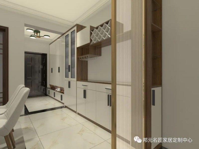 30款餐边柜设计效果图 每款都能让家里颜值倍增_19