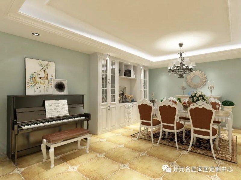 30款餐边柜设计效果图 每款都能让家里颜值倍增_24