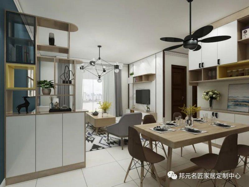 30款餐边柜设计效果图 每款都能让家里颜值倍增_5