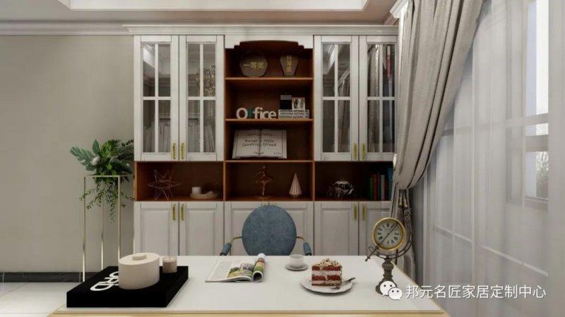 30款餐边柜设计效果图 每款都能让家里颜值倍增_23