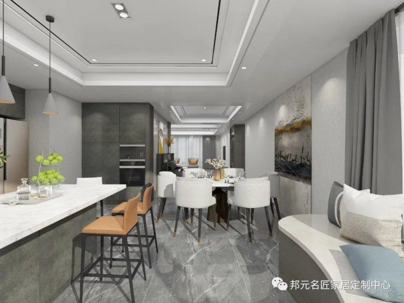 30款餐边柜设计效果图 每款都能让家里颜值倍增_9