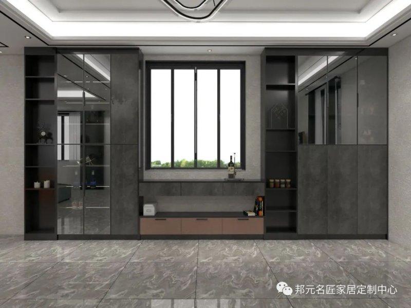 30款餐边柜设计效果图 每款都能让家里颜值倍增_14