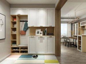 简约风格家装 放松而温馨的居家环境