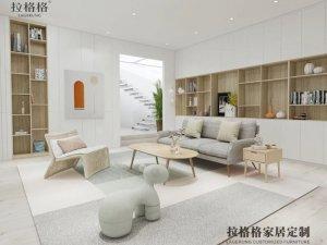 原木风格家装 打造心灵的治愈空间