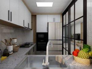 卡诺亚定制家居  简约风格厨房效果图