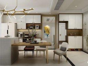 轻奢风格家装 格调和文艺感十足的家