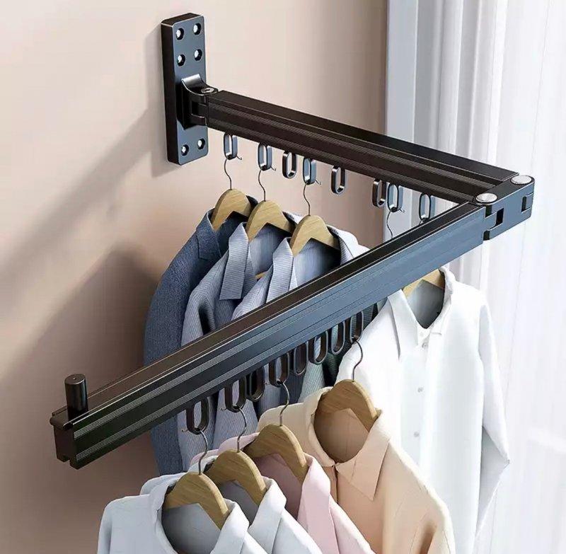 和顺晾衣架效果图 晾衣架产品图片