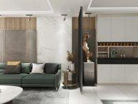 北欧与轻奢的混搭,这套小户型3房两厅温馨又时尚