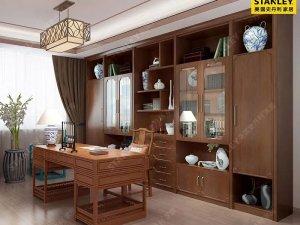 美国史丹利stanley家居 赤杨系列 新中式风格