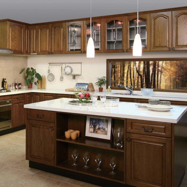 松下住空間 ● 全屋整裝 整體廚房圖片