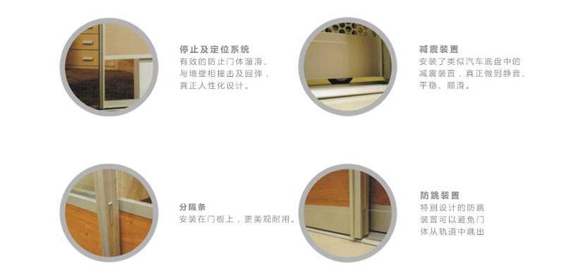 罗兰全屋定制 YJ02-02-B款-红橡山纹高级灰开放漆_4