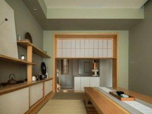 140㎡家装案例赏析 日式风格