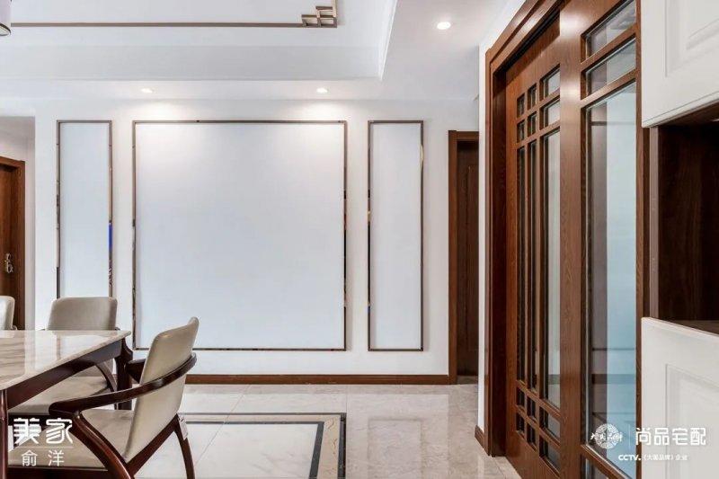 尚品宅配 绝美新中式家装 古典不失现代质感_3