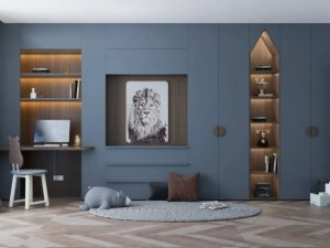 圣玛诺整木定制 极·光系列全屋定制产品图片