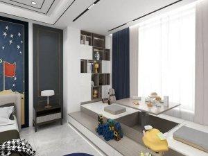 合生雅居高端板木定制 新中式风璞玉系列图片