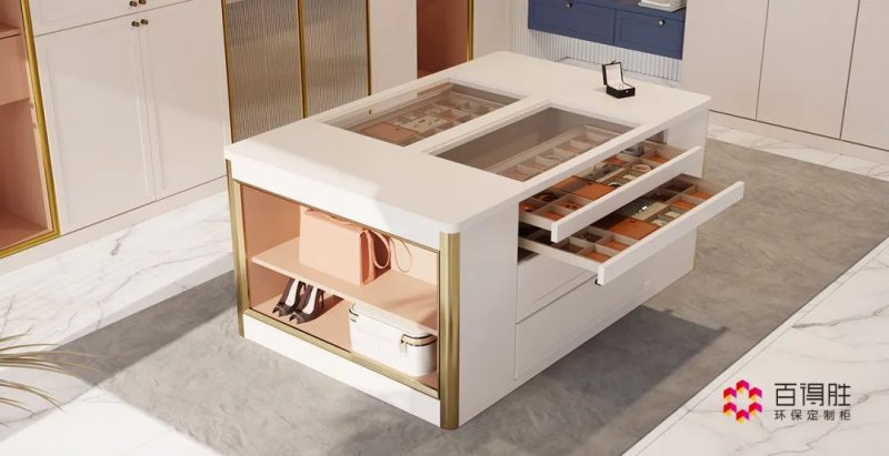 百得胜环保定制柜 水漆新柜产品效果图