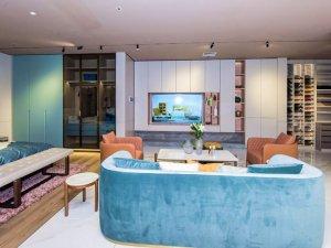 GOOTU戈图高端定制家居 客厅空间产品图片