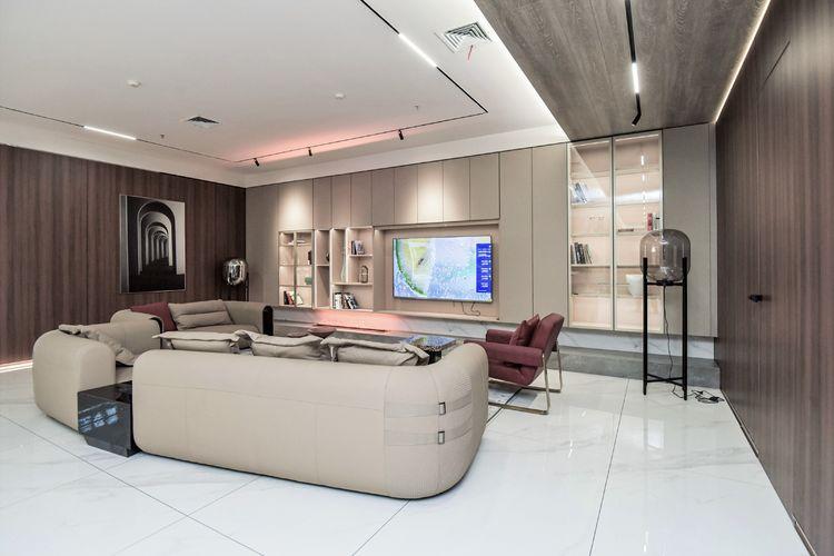 斯帕奇奥高端定制家居 客厅空间产品装修图片_3