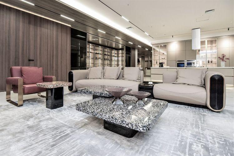 斯帕奇奥高端定制家居 客厅空间产品装修图片_4
