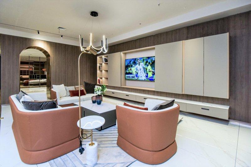 斯帕奇奥高端定制家居 客厅空间产品装修图片_6