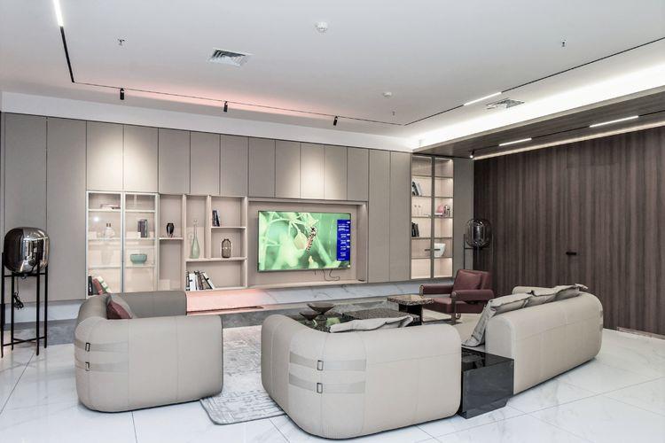 斯帕奇奥高端定制家居 客厅空间产品装修图片_2