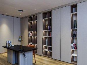斯帕奇奥高端定制家居 书房空间产品图片
