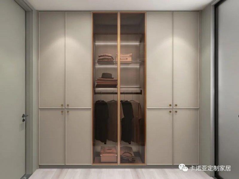 卡诺亚定制家居 简欧风格设计案例图片