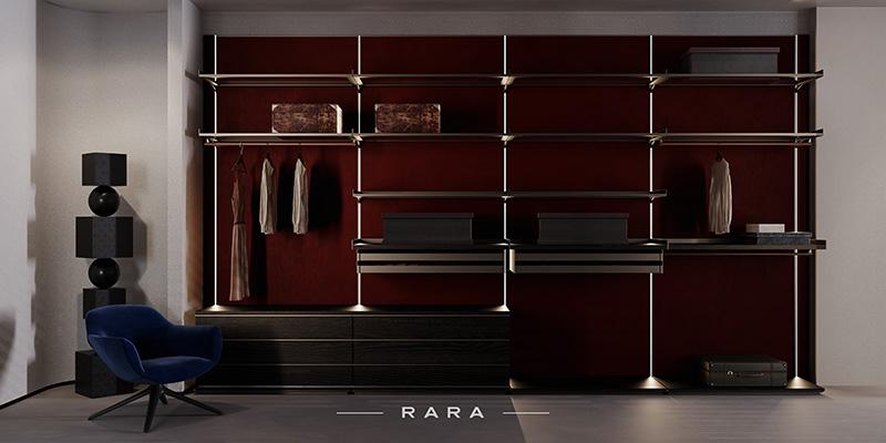 RARA 衣帽间系列 产品图
