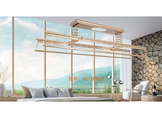 阳台作为晾衣服的区域如何来设计?要不要安装晾衣架?_1